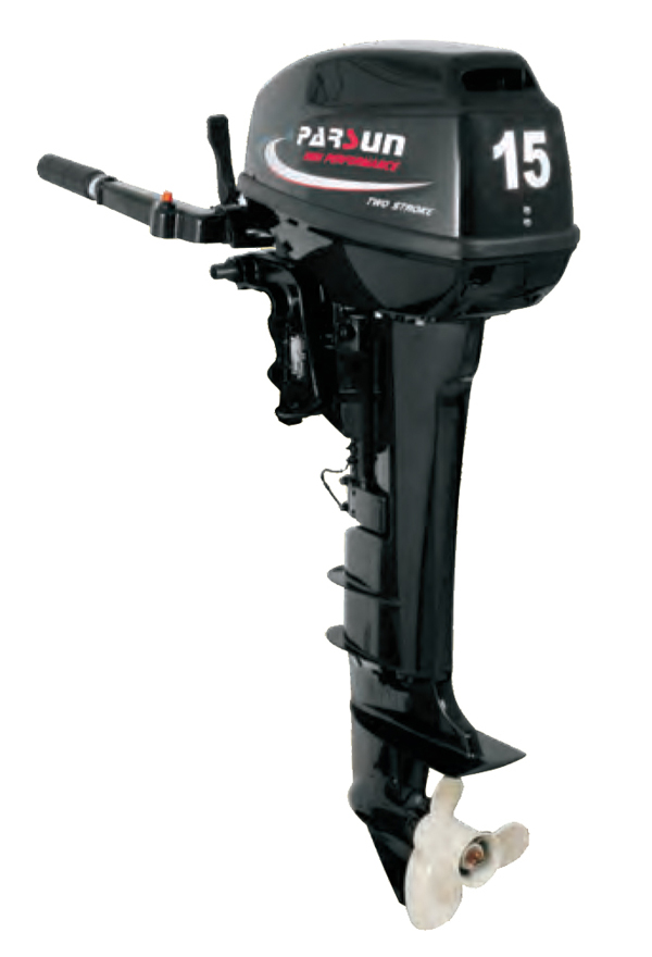 15HP OUTBOARD ENGINES